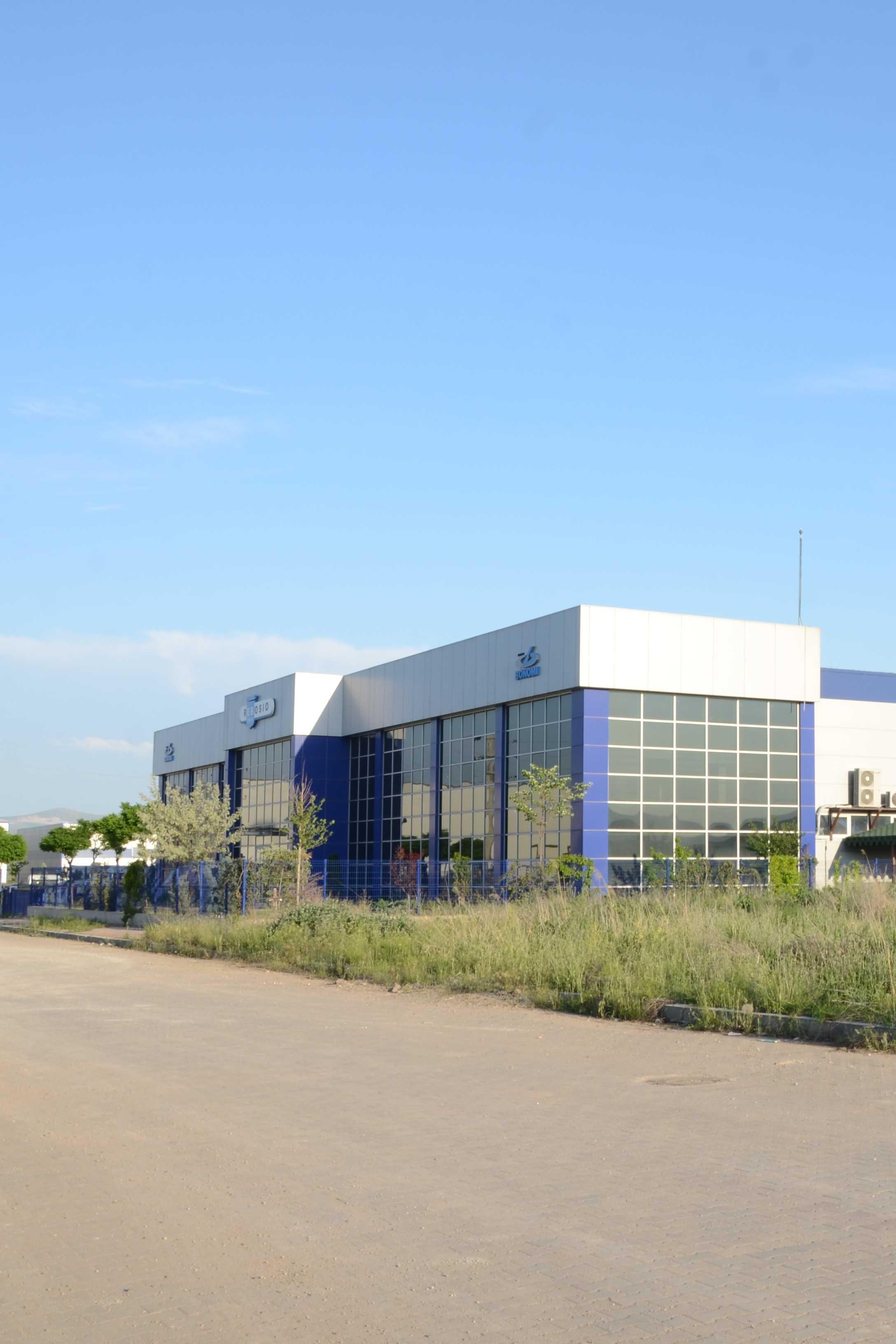 fabrika tadilatı